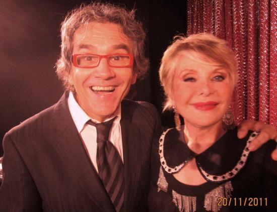 Avec Sophie Darel 20.11.2011