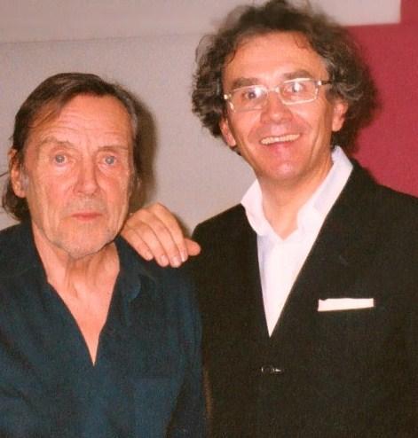 Avec François Deguelt