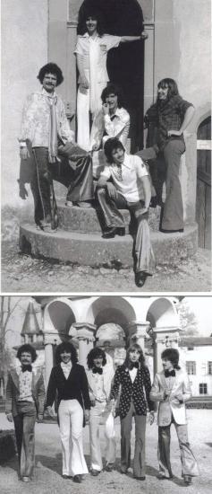 """1975 nouvelle équipe qui """"déménage""""!"""