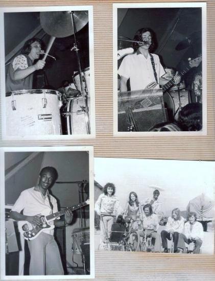 1975.Raymond et sa formation