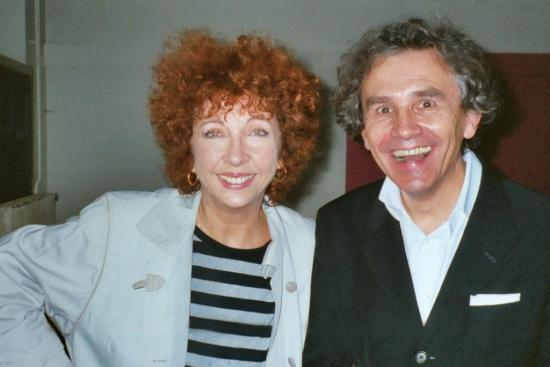 Avec Charlotte Julian