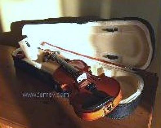 VIOLON...comme un grand-père violoniste auteur / compositeur